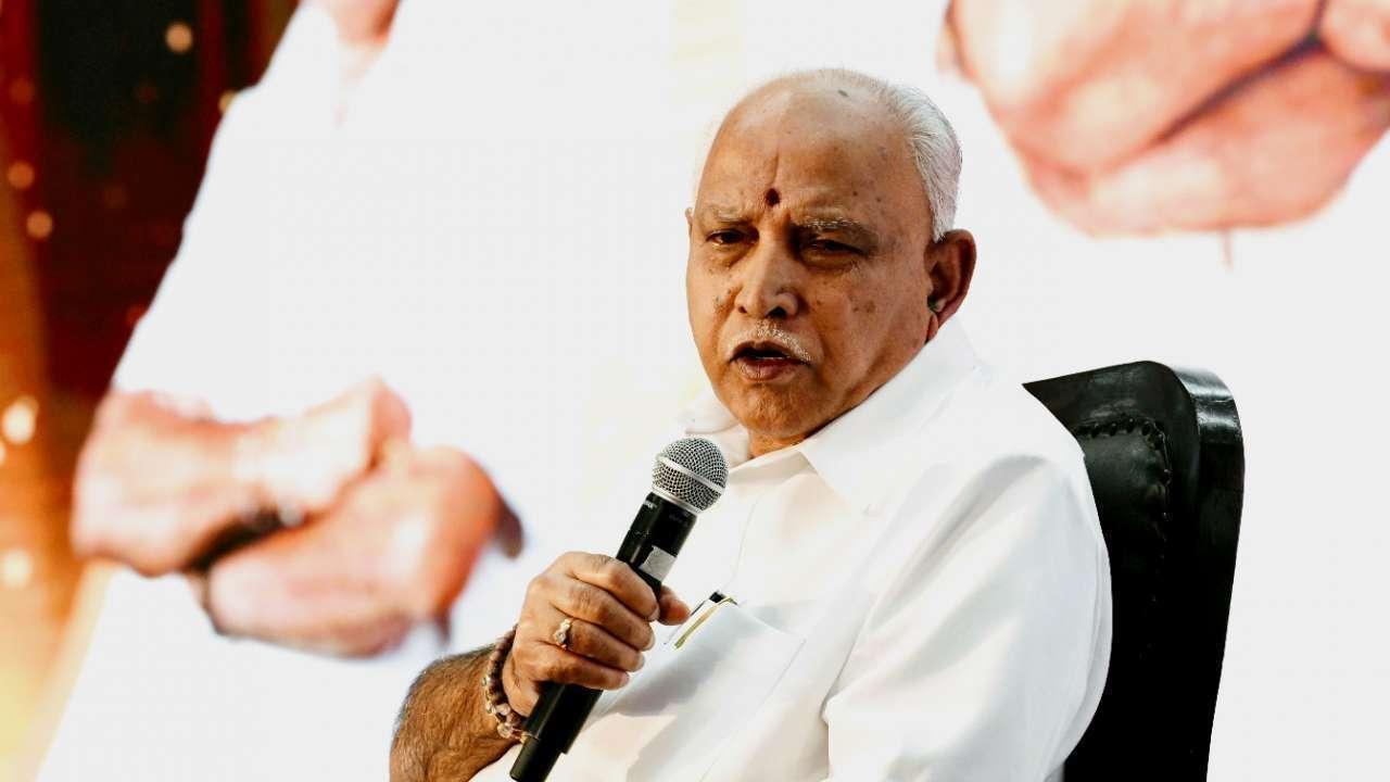Karnataka CM B.S.Yediyurappa Submits Resignation Request